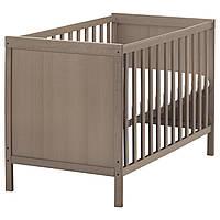 IKEA SUNDVIK Детская кровать, Аномалус  (702.485.64)