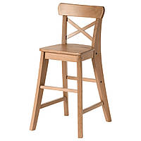 IKEA INGOLF Детский стул, пятно пятно  (603.538.38)