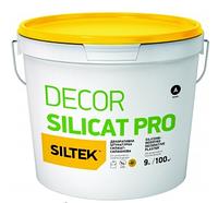 Decor Silicat PRO «Камешковая» cиликат-силиконовая штукатурка (1,5 или 2,0 мм)
