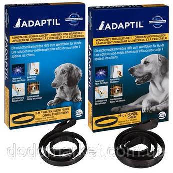 Ошейник антистресс для собак Адаптил размер L 70 см
