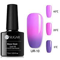 Термо гель-лак для ногтей маникюра термолак 7.5мл UR Sugar, UR-10