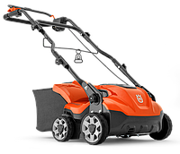 Электрический аэратор-скарификатор Husqvarna S138С (2 в 1)
