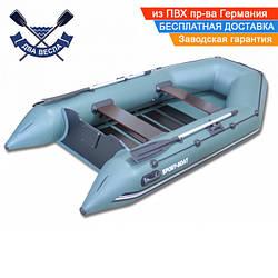 Моторная лодка SportBoat N 310 LS NEPTUN четырехместная с настилом слань-коврик