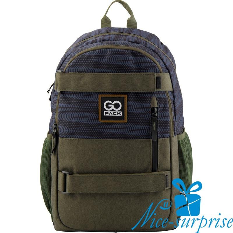 f1b990335155 Модный рюкзак для школы GoPack GO19-137L - купить модный рюкзак для ...
