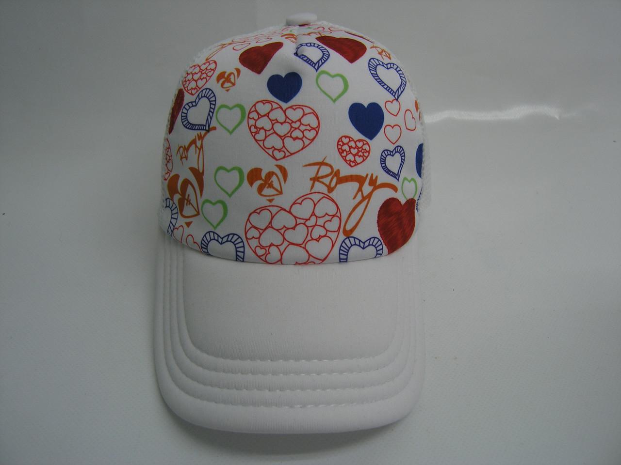 Модная летняя кепка