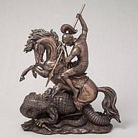 Статуэтка Veronese Георгий Победоносец 32 см 75180 A4