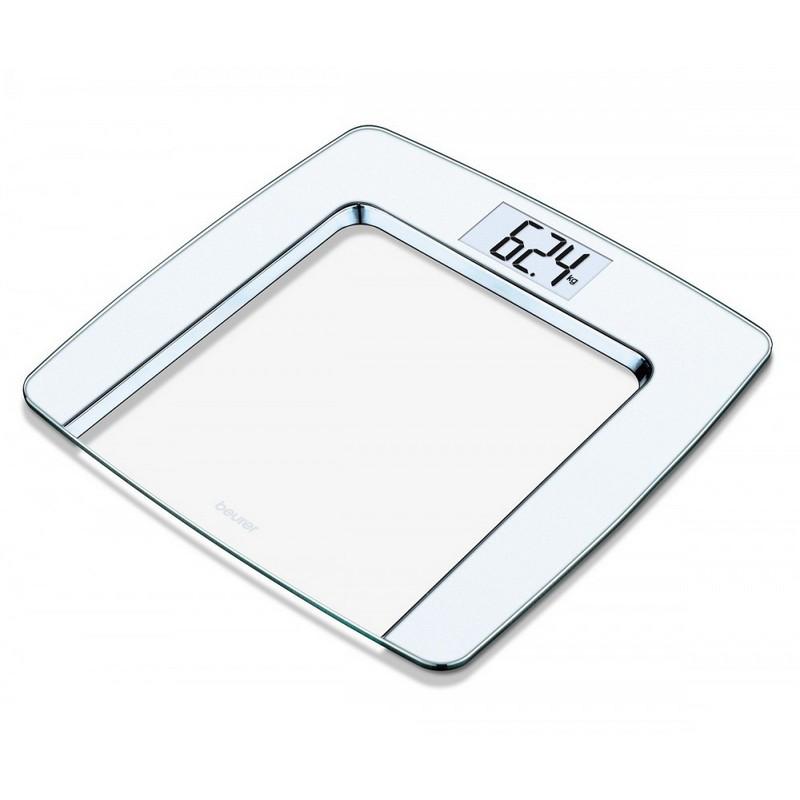 Стеклянные весы Beurer GS 490 White