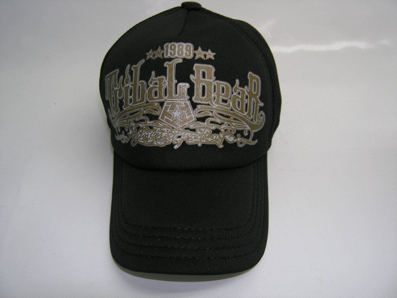 Черная кепка летняя