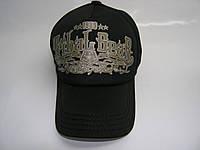 Черная кепка летняя, фото 1