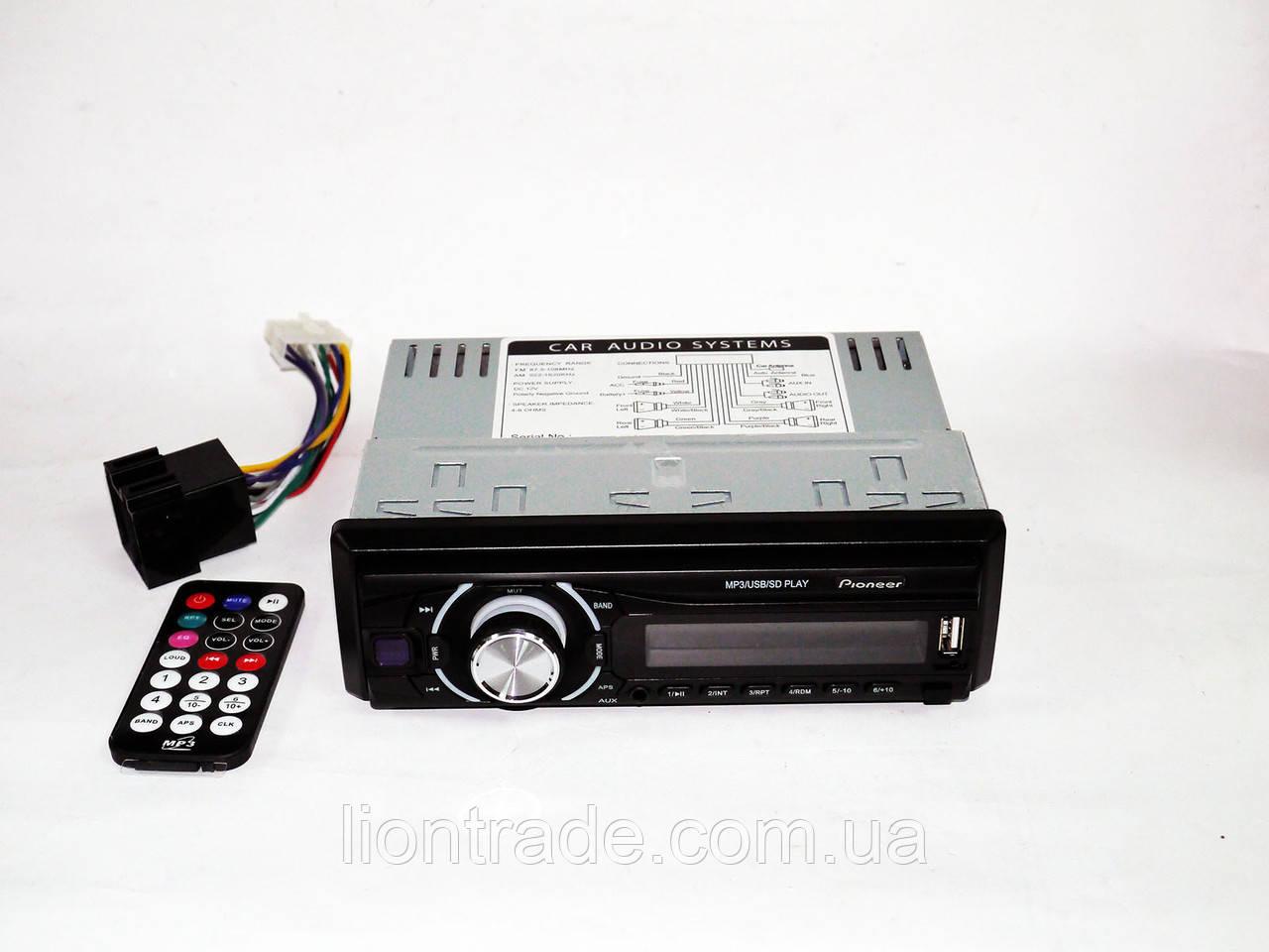 Автомагнитола Pioneer 5001U - USB+SD+FM+AUX