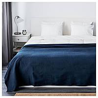 IKEA INDIRA Покривало, темно-синій (103.962.46)