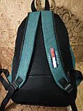 Рюкзак TOMMY HILFIGER мессенджер спорт спортивный городской стильный только опт, фото 3