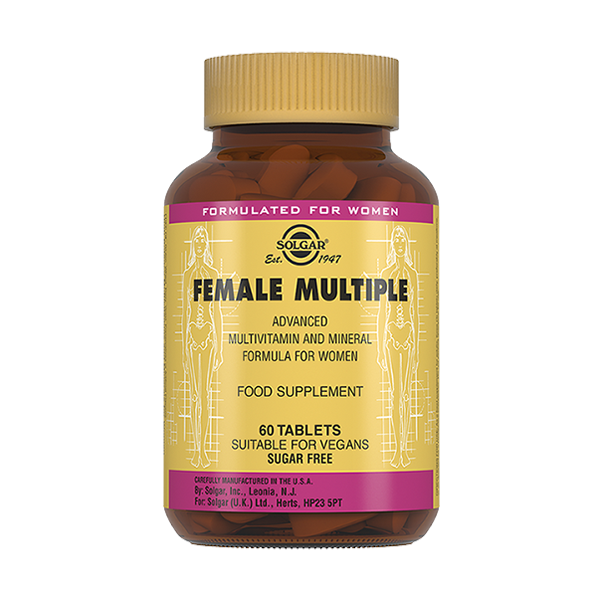 Комплекс витамин для женщин №60 Solgar