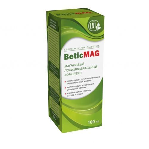 BETICMAG добавка диетическая, 100 мл