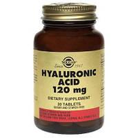 Гиалуроновая кислота (Hyaluronic Acid) Солгар №30