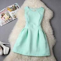 Короткое  платье. 5 цветов.  , фото 1