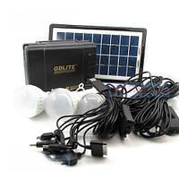 Автономное освещение с солнечной подзарядкой GDLite GB-8006-A