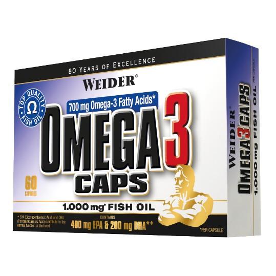 Добавка Omega 3 WEIDER 60 капс