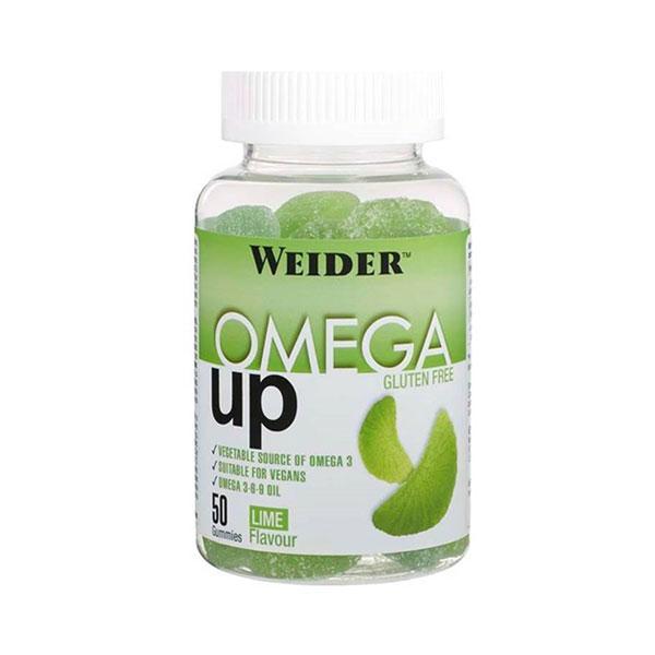 Добавка OMEGA UP 3-6-9 (жевательные) WEIDER 60 шт