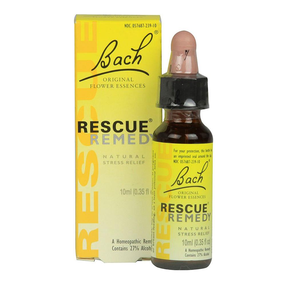 Капли Рескью (Rescue) Ремеди 10 мл Bach Flower Remedies Ltd