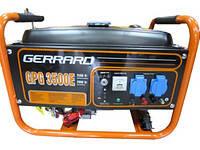 Генератор энергии бензиновый GERRARD GPG3500E