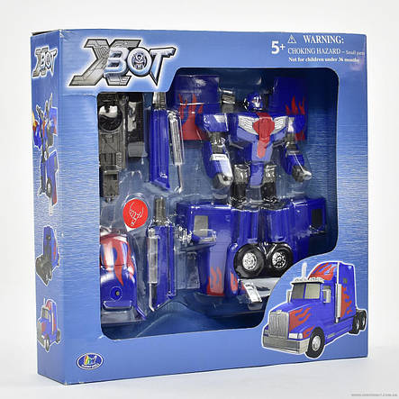 Трансформер X-Bot, фото 2