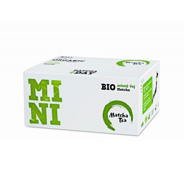 Чай МАТЧА зеленый пакетированный MINI PACK органический, 15х2г MATCHA TEA
