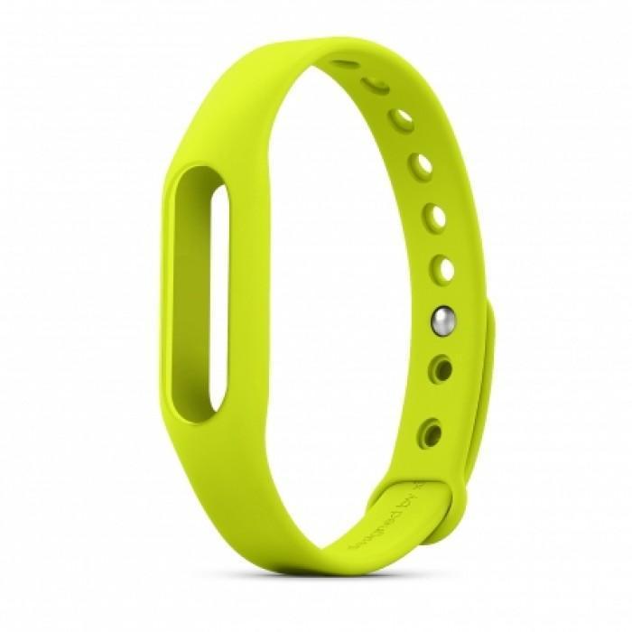 Ремешок для фитнес-браслета Mi Band Green Xiaomi