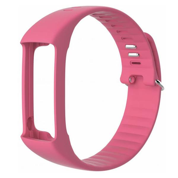 Сменный браслет A360 Wristband M Pink Polar