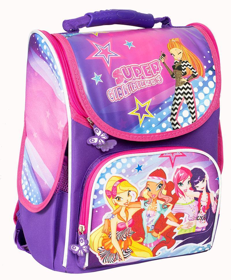 8bc286e1a187 Рюкзак школьный ортопедический Smile