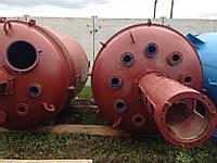 Реактор эмалированный-6,3м3.
