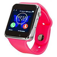 Умные часы Smart watch E07 (pink) ATRIХ