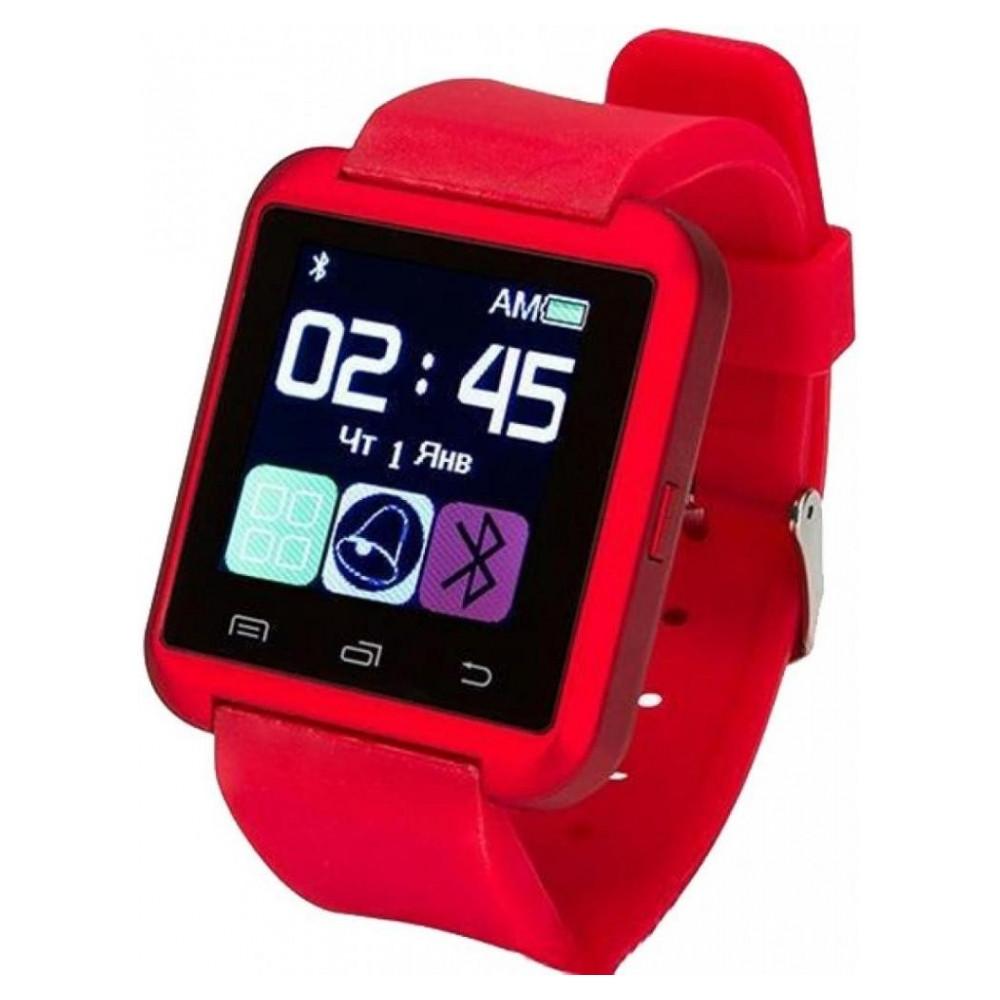 Умные часы Smart watch E08.0 (red) ATRIX
