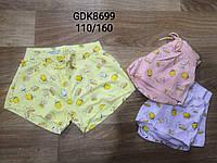 Шорты  для девочек оптом ,Glostory, размеры 110-160, арт. GDK-8699, фото 1