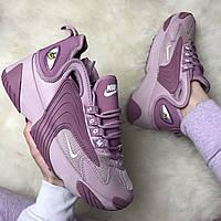 Женские кроссовки Nk Zoom 2K Pink ( Размеры: 36, 37 )