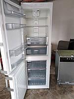 Холодильник двухкамерный белый Bauknecht KGE 350 ProFresh A +++ WS