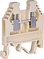 Клема гвинтова VS 2,5 PA (2,5 мм2_бежевая) ETI