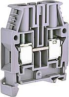 Клема гвинтова ESC-CBC.10 (10 мм2, сіра) ETI