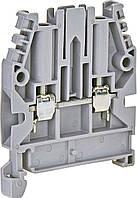 Клема гвинтова ESC-CBC.2 (2,5 мм2, сіра) ETI