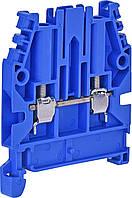 Клема гвинтова ESC-CBC.2B (2,5 мм2, синя) ETI