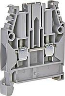 Клема гвинтова ESC-CBC.4 (4 мм2, сіра) ETI