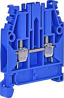 Клема гвинтова ESC-CBC.4B (4 мм2, синя) ETI