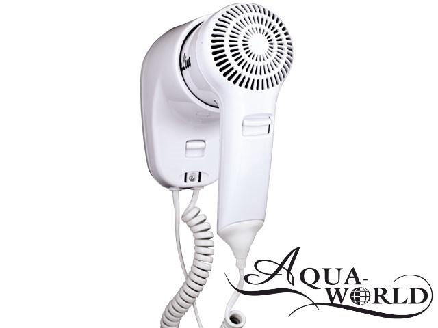 Фен для волос с настенным держателем AIRLINE КСС305