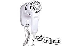 Фен для волос настенный Aqua-World КСС305
