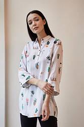Рубашка женская из колекции Анны Рудак XS