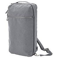 IKEA FORENKLA Рюкзак светло-серый  (703.704.89)