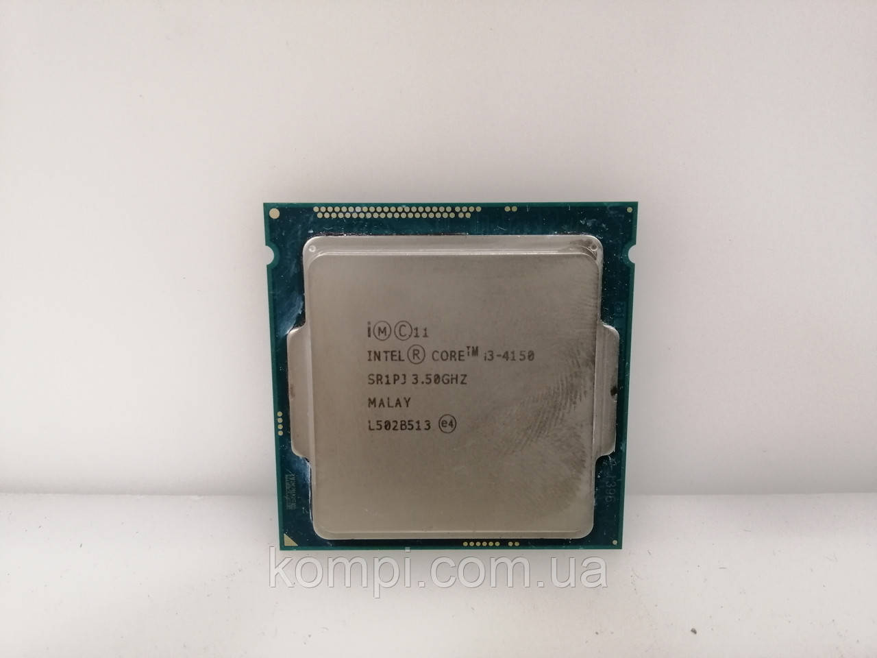Процессор Intel  Core™ i3-4150  s1150  (2x 3.5 GHz 6mb)