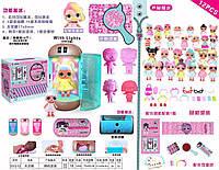 Кукла ЛоЛ с кодовым замком 5512
