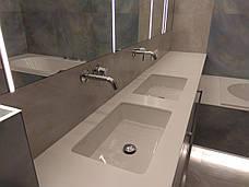 Стільниця у ванну з акрилового каменю Tristone S 203, фото 3