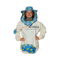 Куртка пчеловода бязевая 46-48 размер